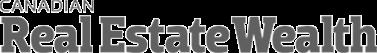 Canadian Realestate Wealth Logo Grey